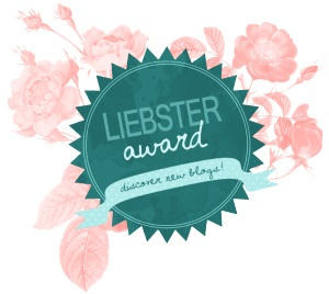 Liebster Award image