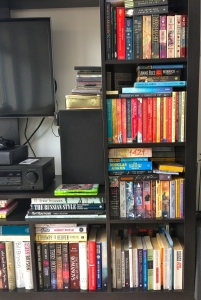 A small section of my home library :-)