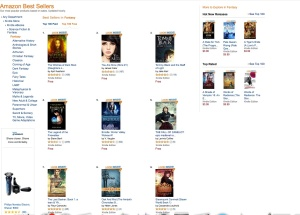 Screen Grab #8 on Amazon