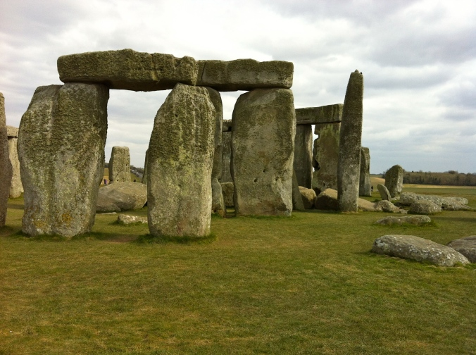 Wednesday wander stonehenge journey to ambeth