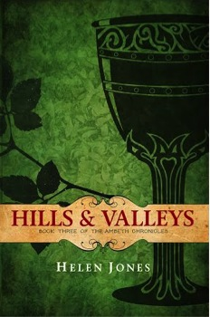 Hills And Valleys Front Cover