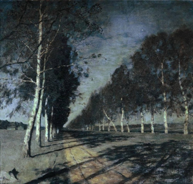 Jane's Painting