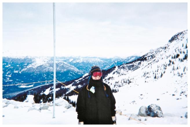 Me in Whistler