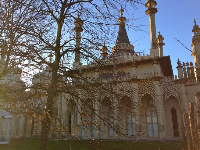 Wednesday Wander  U2013 The Brighton Pavilion