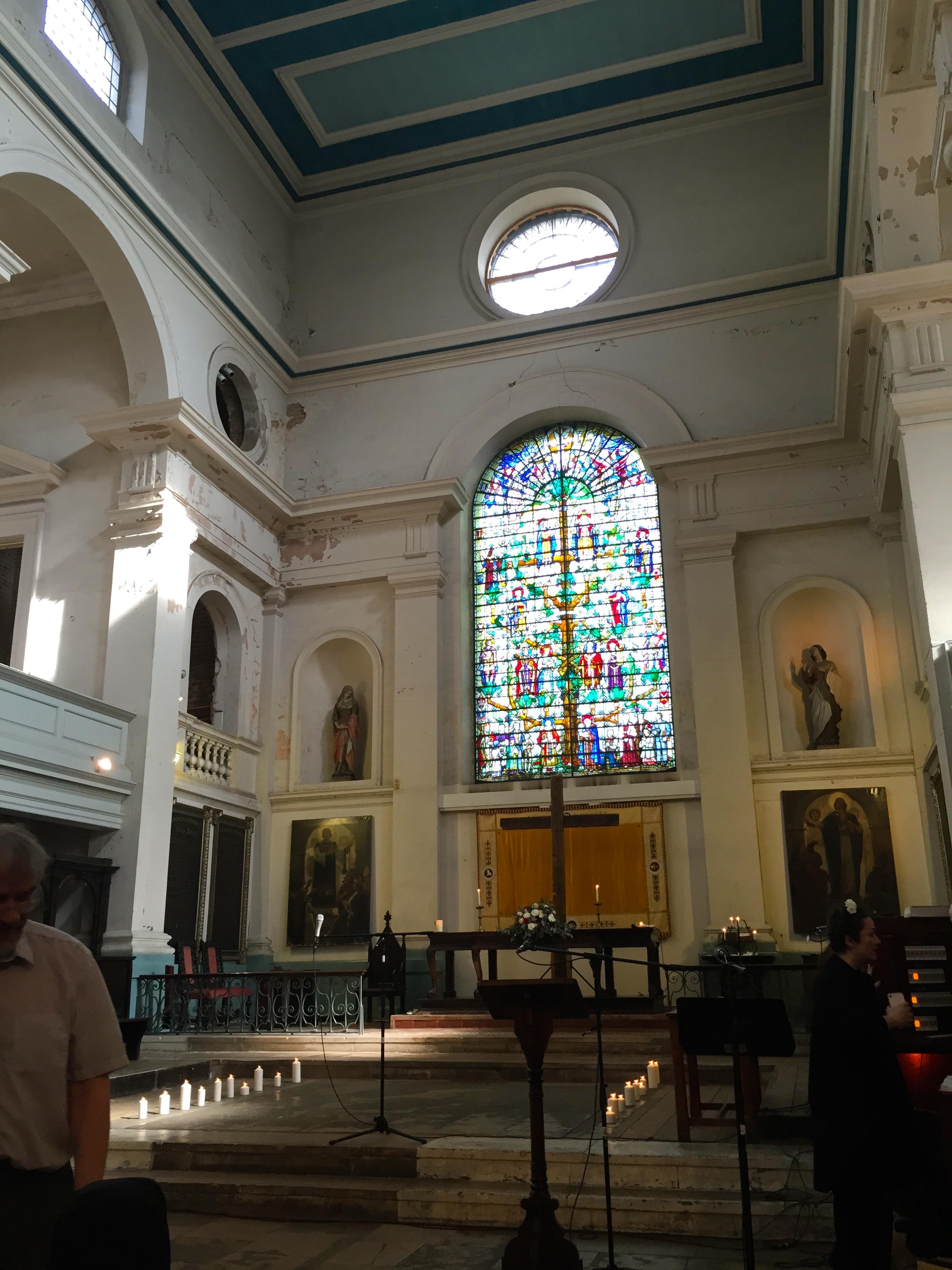 Shoreditch Church: Thursday Doors – St Leonards Church, Shoreditch
