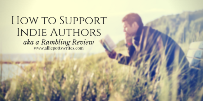 Supporting Indie Authors #book review