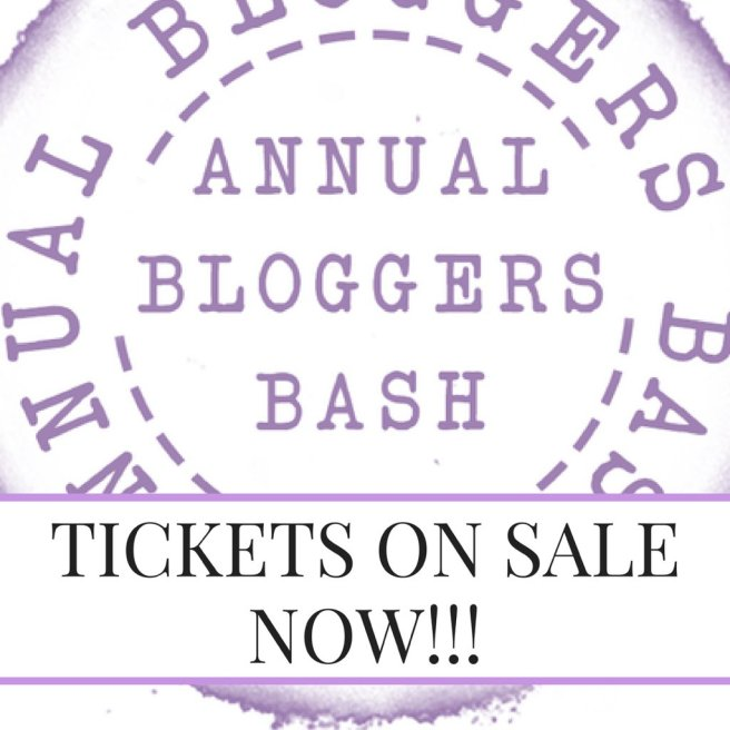 Bloggers Bash Tickets – On Sale Now!